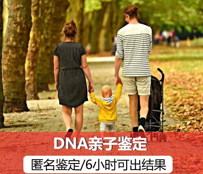 外国人与中国妻子亲子鉴定验明正身
