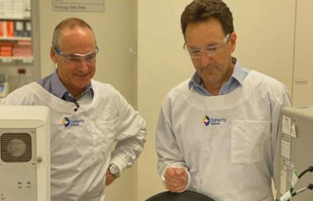 """澳媒:澳科学家成功""""复制""""新冠病毒 有助加快诊断和疫苗研发!"""