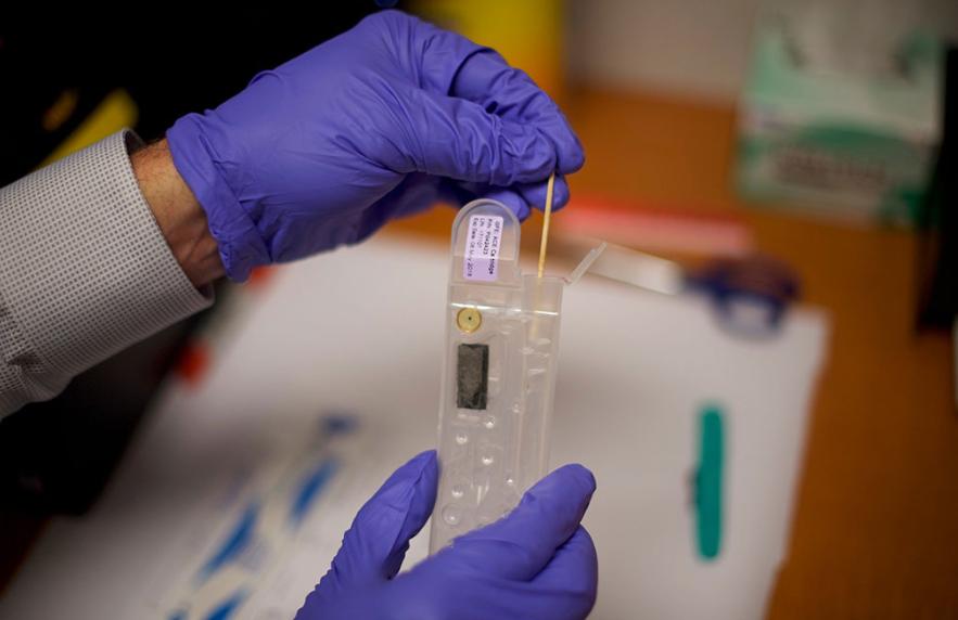 基因检测采样方式及流程