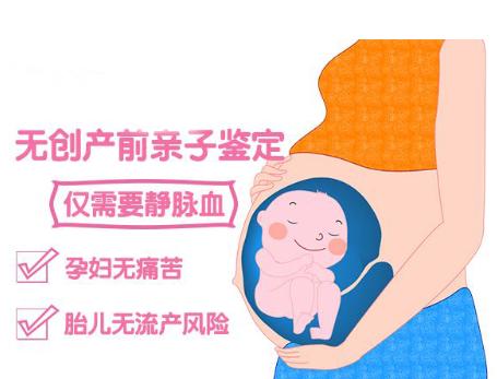 怀孕期间能不能做胎儿无创亲子鉴定?