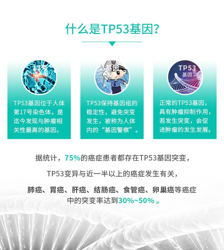 TP53抗癌基因