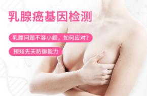乳腺癌基因检测