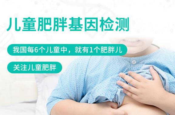 儿童肥胖基因检测