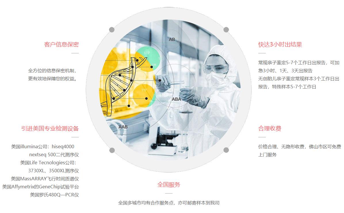 郑州哪个医院可以做亲子鉴定  过来人告诉你事实