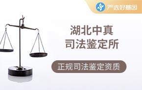 湖北中真司法鉴定所