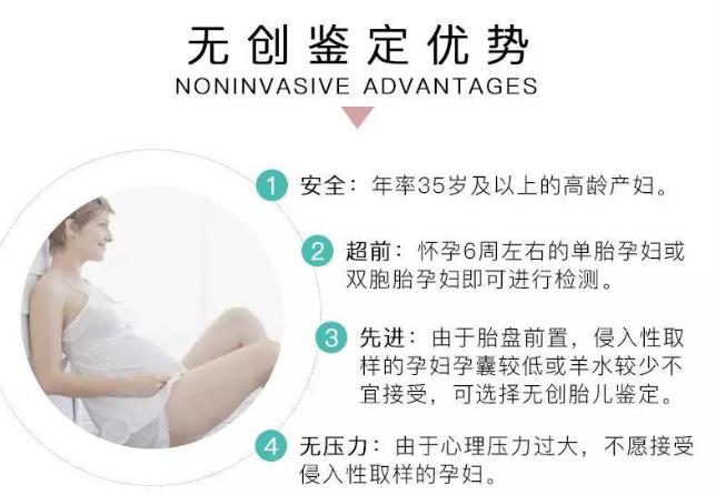 怀孕的胎儿做亲子鉴定 免费上门采样 领先的鉴定技术